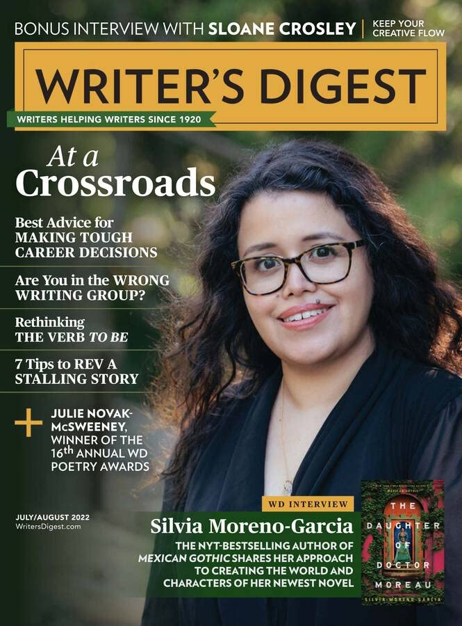 Subscribe to Writer's Digest on Amazon