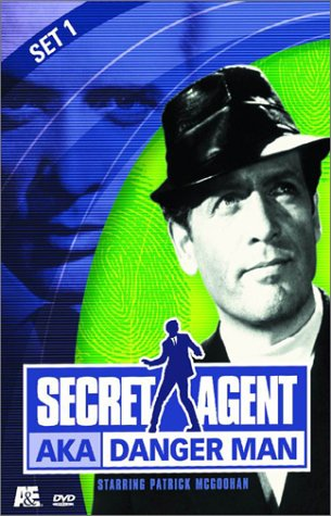 secret agent man DVD - Buy it!
