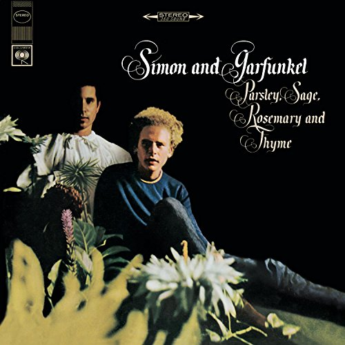 Original album cover of Parsley, Sage, Rosemary and Thyme by Simon & Garfunkel