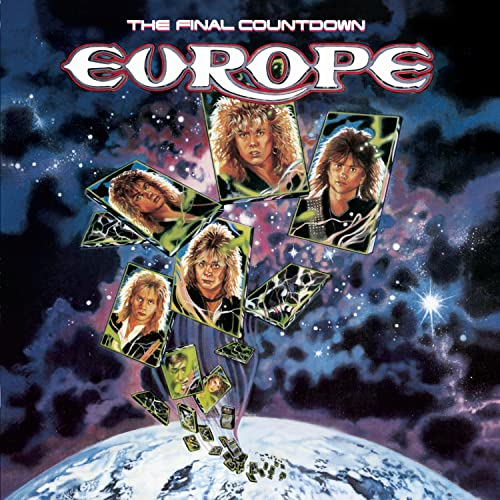 Europe - Blinded By The Light - Zortam Music