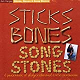 Album cover for Sticks Bones Songs Stones
