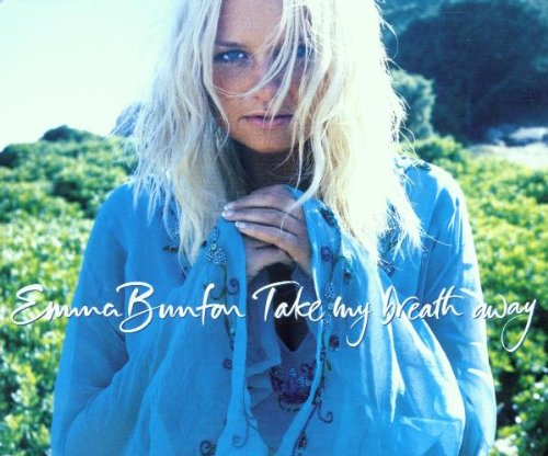 Take My Breath Away [UK CD]