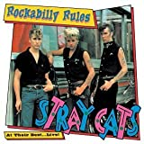 album art to Rockabilly Rules: At Their Best... Live!