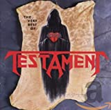 Skivomslag för The Very Best of Testament