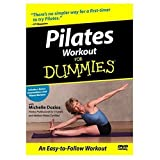 Pilates Workout for Dummies - movie DVD cover picture