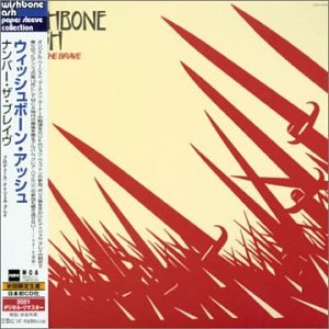 Wishbone Ash-Number the Brave