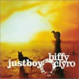 Album cover for Justboy