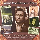 Capa do álbum Across the Broad Atlantic: Live on Paddy's Day: New York & Dublin