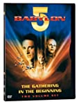 Babylon 5 - The Gathering (Pilot) / In the Beginning - movie DVD cover picture