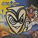 Capa de Atlantic Jaxx Recordings: A Compilation