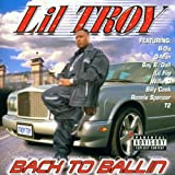 Capa do álbum Back To Ballin