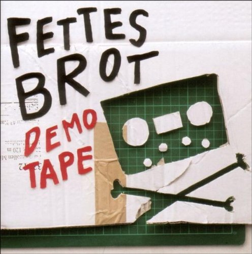 CD-Cover: Fettes Brot - Demotape
