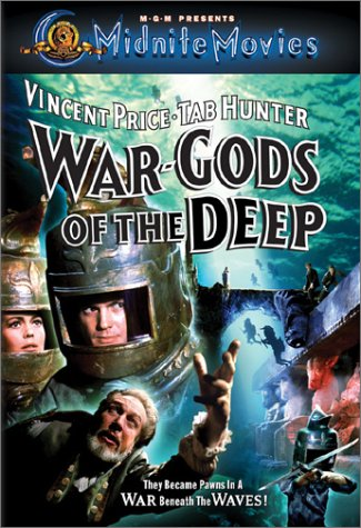 War-Gods of the Deep / Город в море (1965)