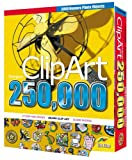 250,000 Clip Art Plus 3,000 Designer Photo