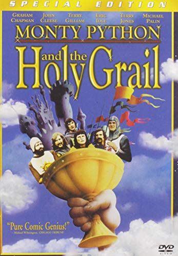 Monty Python and the Holy Grail / Монти Пайтон и Священный Грааль (1975)