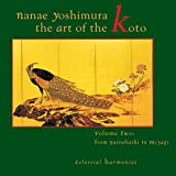 Capa do álbum V2 Art Of The Koto From Yatsu
