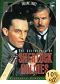 The Adventures of Sherlock Holmes Volume 3 (The Blue Carbuncle/The Copper Beeches) by