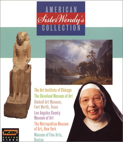 Sister Wendy American Museums Boxed Set VHS