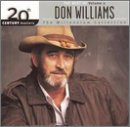 Don Williams - 20th Century Masters - The Millennium Collection: The Best of Don Williams, Vol. 2