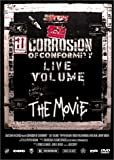 Corrosion of Conformity - Live Volume - movie DVD cover picture