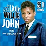 Copertina di album per The Very Best of Little Willie John