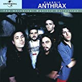 Cubierta del álbum de Classic Anthrax: The Universal Masters Collection