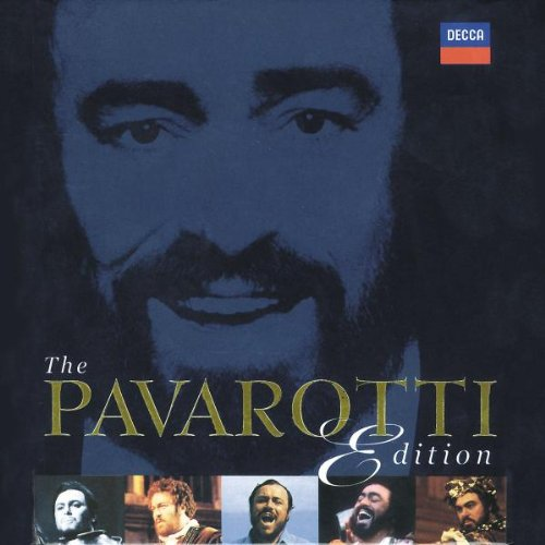 The Pavarotti Edition 10+1 CD Boxset (Lossless Flac preview 0
