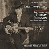 Pochette de l'album pour The Legend of Tommy Johnson