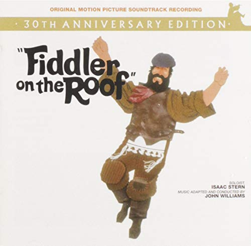 "CD-Cover: Musical ""Anatevka"" - Fiddler On The Roof - Fiddler on the Roof"