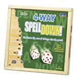 4 Way Spelldown Game