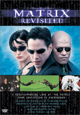 Matrix Revisited DVD - Buy it!