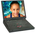 IBM ThinkPad 770 Notebook (233-MHz Pentium MMX, 32 MB RAM, 2.1 GB hard drive)
