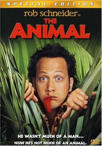 'The Animal' poster