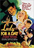Lady for a Day - movie DVD cover picture