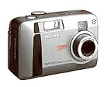 Toshiba PDR-M81 4MP Digital Camera with 2.8x Optical Zoom