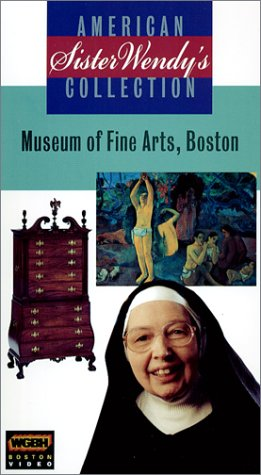 Sister Wendy at the Boston Museum of Fine Arts VHS