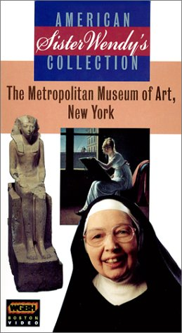 Sister Wendy at the New York Metropolitan Museum of Art VHS