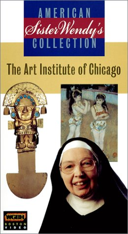 Sister Wendy at the Art Institute of Chicago VHS