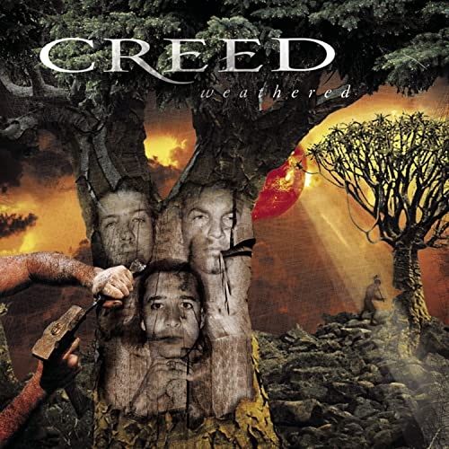 Creed - Weathered Disc 1 - Zortam Music