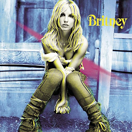 CD-Cover: Britney Spears - Britney
