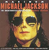 Cubierta del álbum de Maximum Michael Jackson