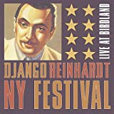 "Featured recording ""The Django Reinhardt NY Festival: Live at Birdland"""