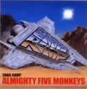 Copertina di ALMIGHTY FIVE MONKEYS