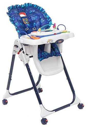 fisher price 4 in 1 highchair manual