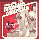 Album cover for Humanoid Erotica