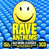 Capa de Rave Anthems (disc 1)
