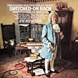 Album cover for Switched-On Bach