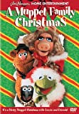 A Muppet Family Christmas - movie DVD cover picture