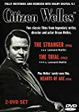 Citizen Welles - The Stranger, The Trial, Hearts of Age - movie DVD cover picture