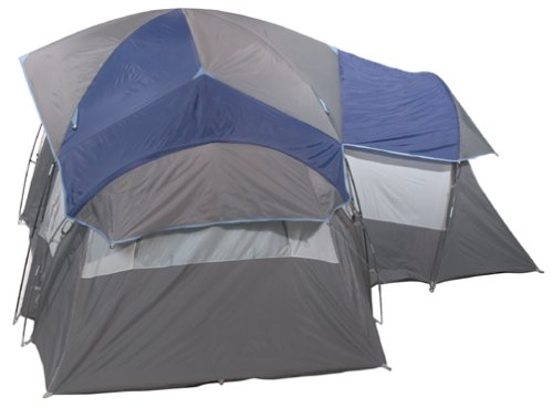Coleman 3-Room 8-Person Tent - 13x13u0027 list $149.99 by Coleman  sc 1 st  Garden-Online-Store & Garden-Online-Store - Products - Leisure u0026 Fitness - Camping - Tents